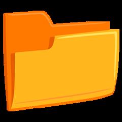 File Folder facebook messenger emoji