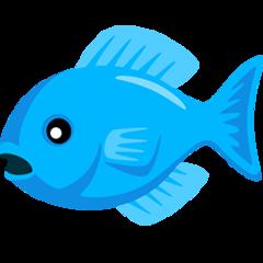 Fish facebook messenger emoji