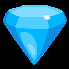 Gem Stone facebook messenger emoji