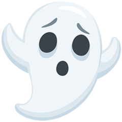 Ghost facebook messenger emoji