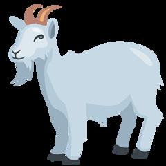 Goat facebook messenger emoji