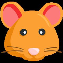 Hamster Face facebook messenger emoji