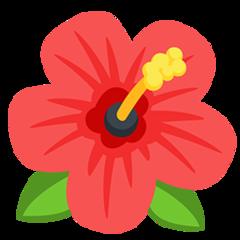 Hibiscus facebook messenger emoji