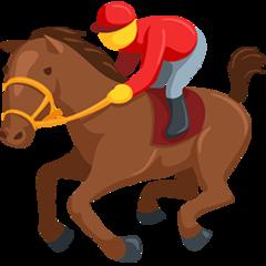 Horse Racing facebook messenger emoji