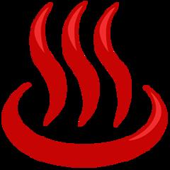 Hot Springs facebook messenger emoji