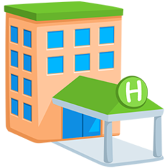 Hotel facebook messenger emoji