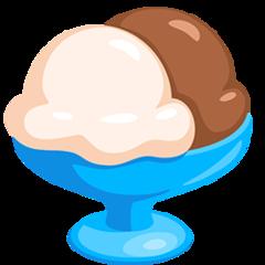 Ice Cream facebook messenger emoji