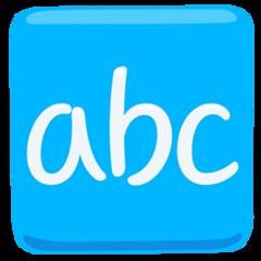 Input Symbol For Latin Letters facebook messenger emoji