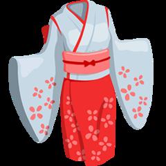 Kimono facebook messenger emoji