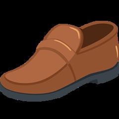 Mans Shoe facebook messenger emoji