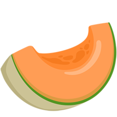 Melon facebook messenger emoji