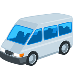 Minibus facebook messenger emoji