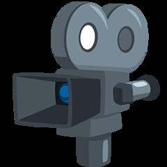 Movie Camera facebook messenger emoji