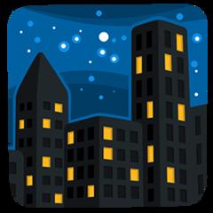 Night With Stars facebook messenger emoji