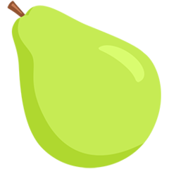 Pear facebook messenger emoji