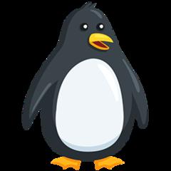 Penguin facebook messenger emoji