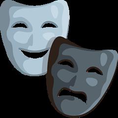 Performing Arts facebook messenger emoji