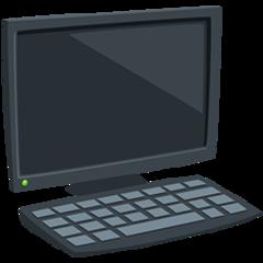 Personal Computer facebook messenger emoji