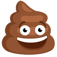 Pile Of Poo facebook messenger emoji
