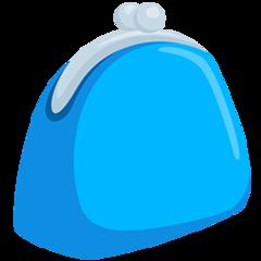 Purse facebook messenger emoji
