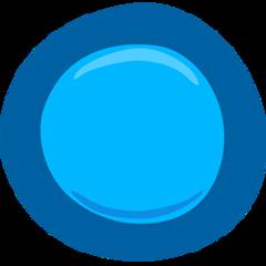 Radio Button facebook messenger emoji