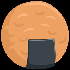 Rice Cracker facebook messenger emoji