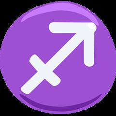 Sagittarius facebook messenger emoji