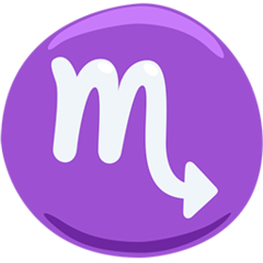 Scorpius facebook messenger emoji