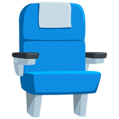Seat facebook messenger emoji