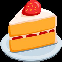 Shortcake facebook messenger emoji