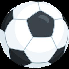 Soccer Ball facebook messenger emoji