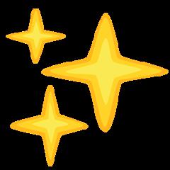 Sparkles facebook messenger emoji