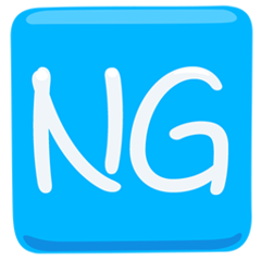 Squared Ng facebook messenger emoji
