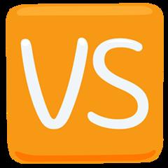 Squared Vs facebook messenger emoji