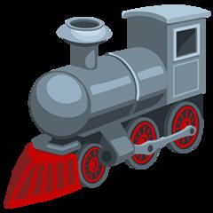 Steam Locomotive facebook messenger emoji