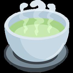 Teacup Without Handle facebook messenger emoji