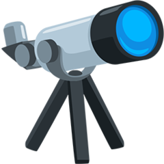 Telescope facebook messenger emoji