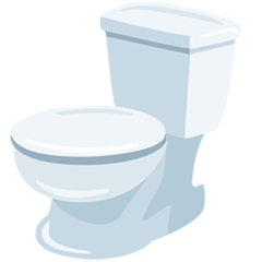 Toilet facebook messenger emoji