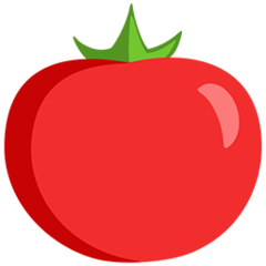 Tomato facebook messenger emoji
