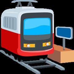 Tram facebook messenger emoji