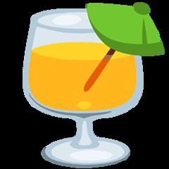 Tropical Drink facebook messenger emoji