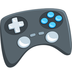 Video Game facebook messenger emoji