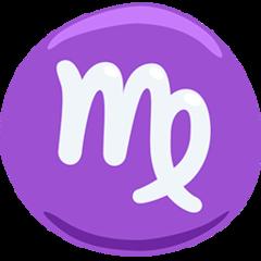 Virgo facebook messenger emoji