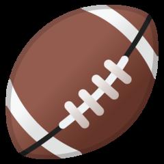 American Football google emoji