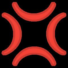 Anger Symbol google emoji