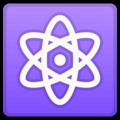 Atom Symbol google emoji