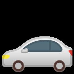 Automobile google emoji
