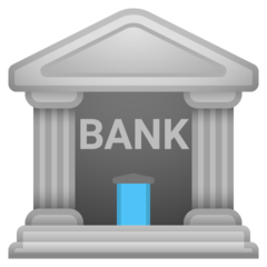 Bank google emoji
