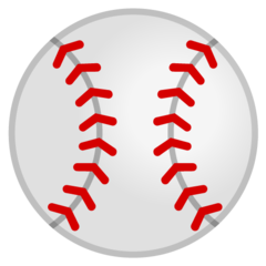 Baseball google emoji
