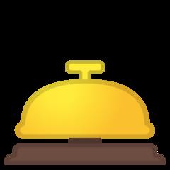 Bellhop Bell google emoji
